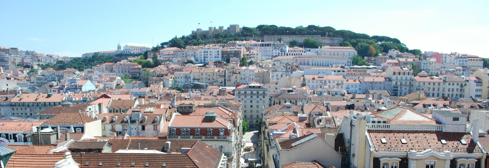 D couvrez le quartier de baixa un des quartiers de lisbonne - Office de tourisme lisbonne ...
