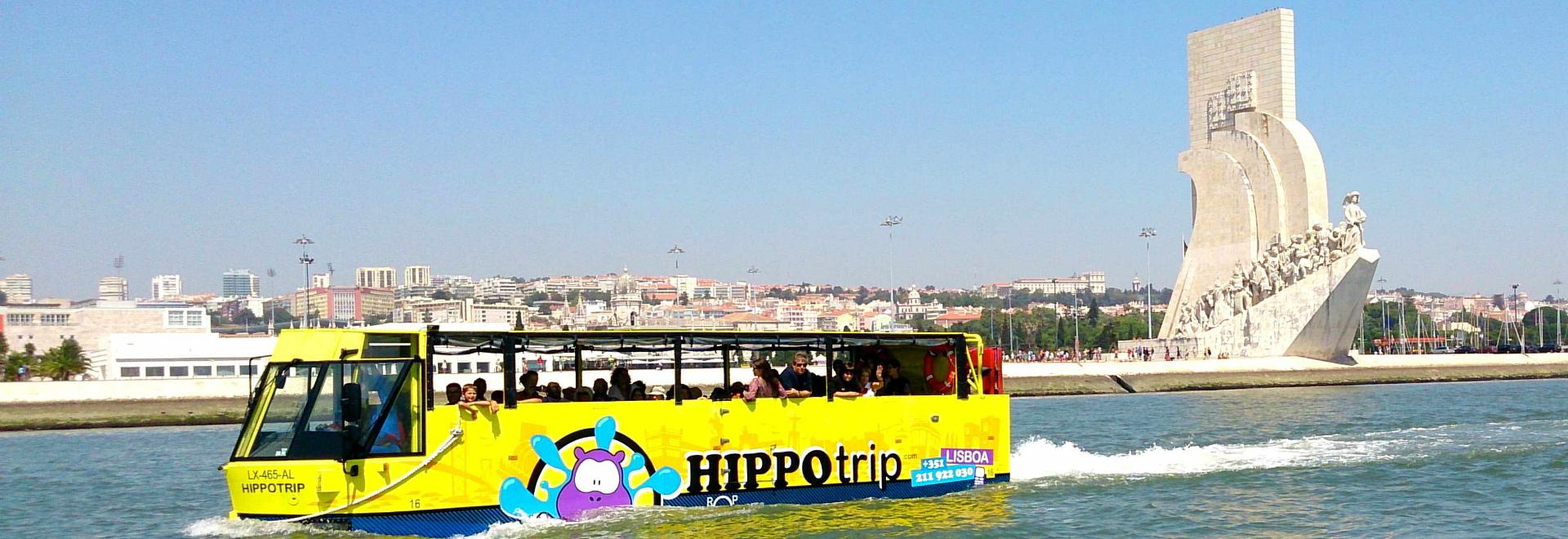 Visitez lisbonne bord d 39 un bus touristique - Office de tourisme lisbonne ...