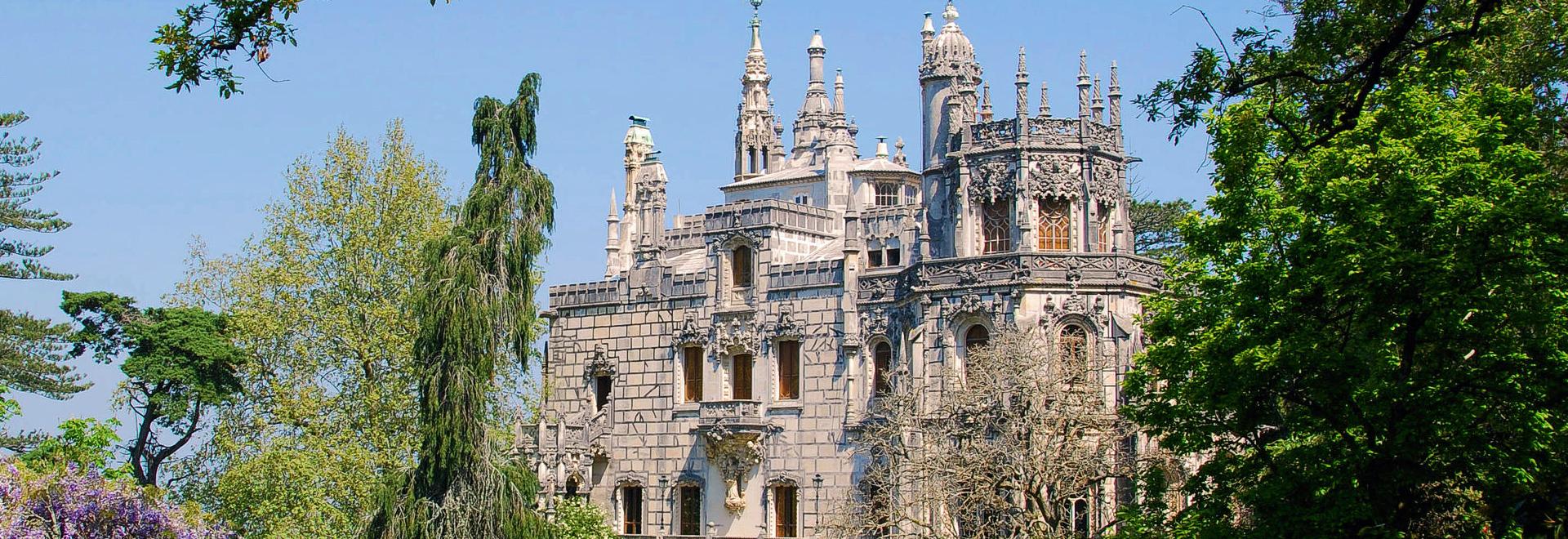 Quinta da regaleira jardins imaginaires et rituels for Jardines quinta da regaleira