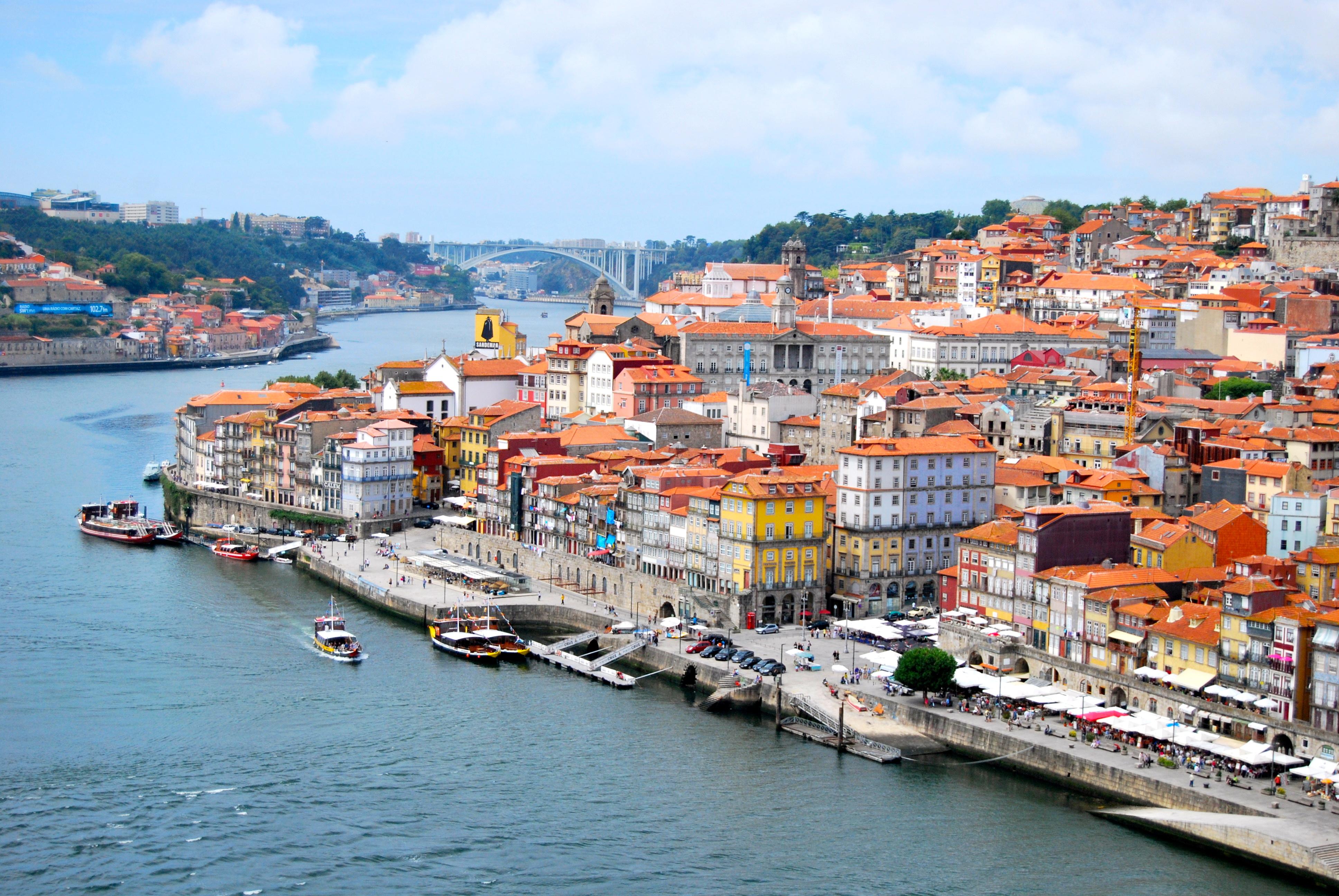 Porto et nord ont registr la meilleure affluence touristique - Porto portugal office de tourisme ...